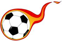soccer-ball-flaming